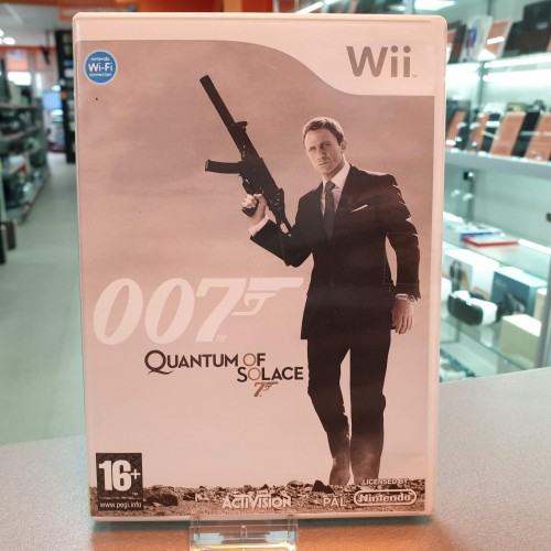 007 Quantum Of Solace - Joc WII
