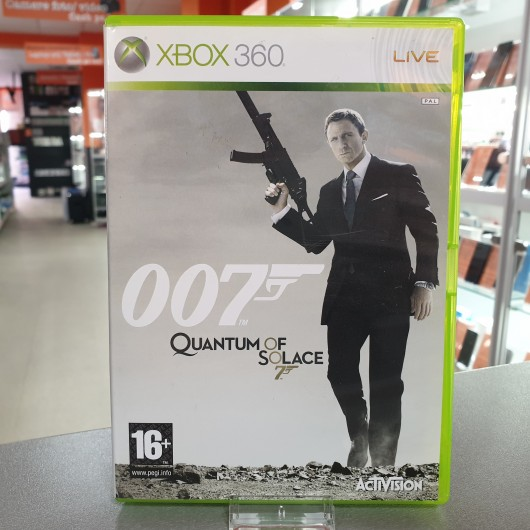 007 Quantum of Solace - Joc Xbox 360