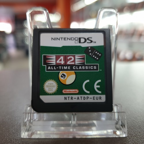 42 All Time Classics - Joc Nintendo DS