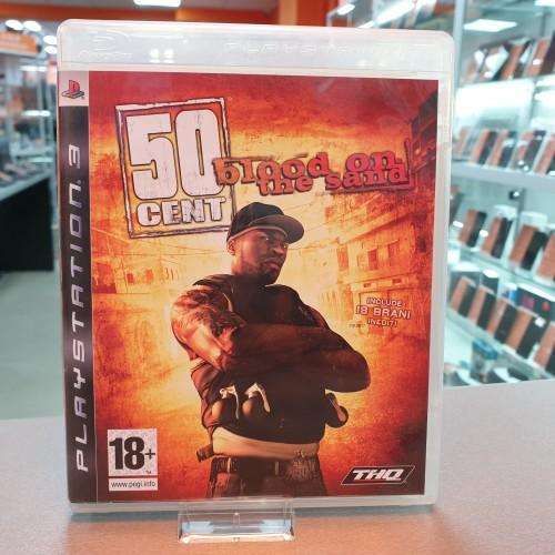 50 Cent Blood on the Sand - Joc PS3