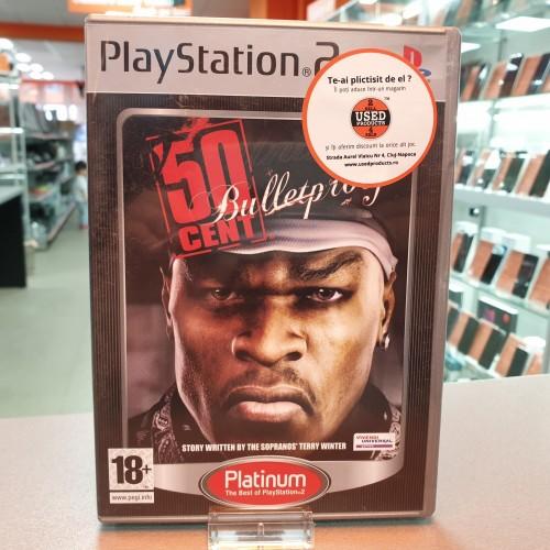 50 Cent Bulletproof - Joc PS2