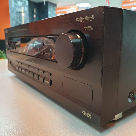 AV Receiver Pioneer VSX-409 RDS - 80W/canal, 8 OHm