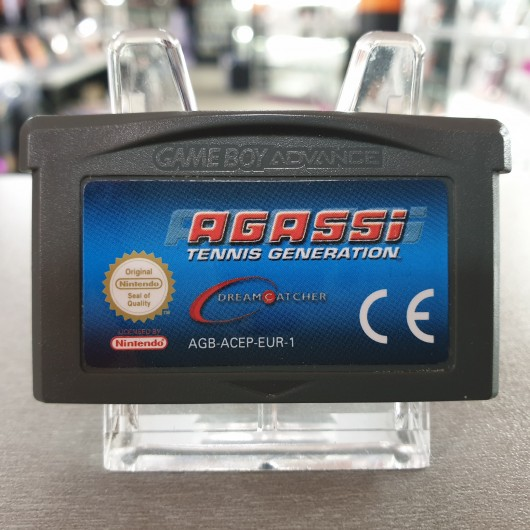 Agassi Tennis Generation - Joc Gameboy Advance