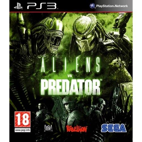 Aliens vs Predator - Joc PS3