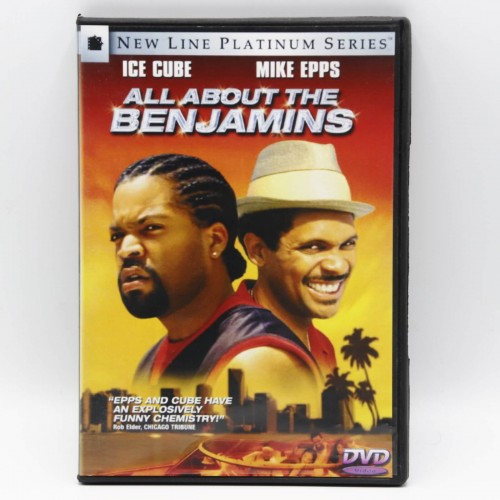 All About the Benjamins - DVD