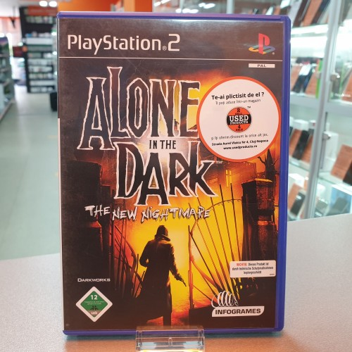 Alone in the Dark The New Nightmare - Joc PS2