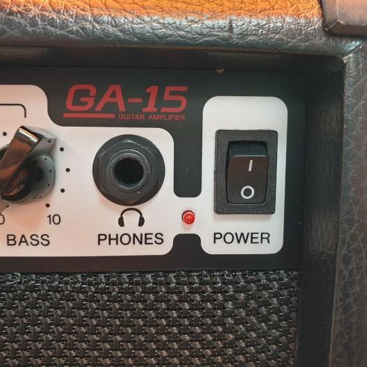 Amplificator Chitara Yamaha GA-15