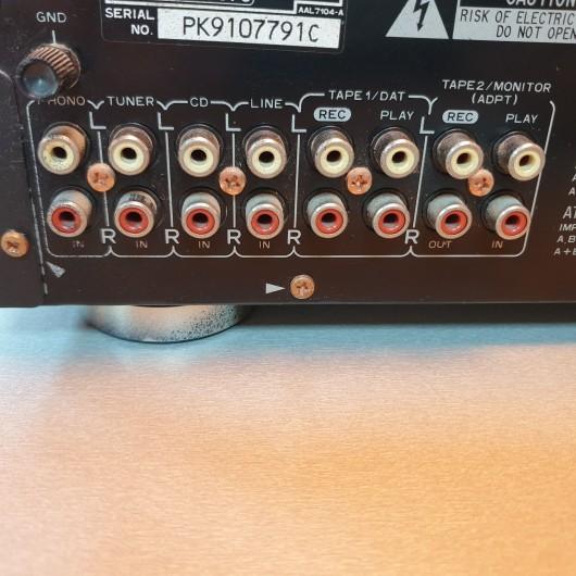 Amplificator Pioneer A-404R - 4-16 Ohm/40W/Ch