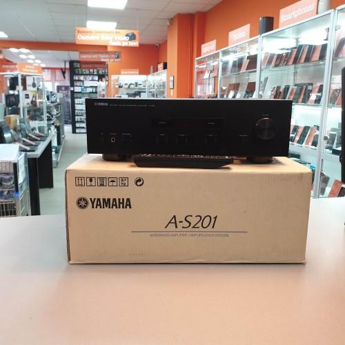 Amplificator Yamaha A-S201 8-16 Ohm 175 W