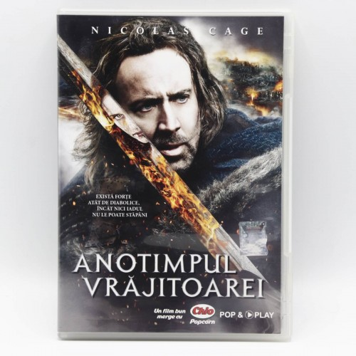 Anotimpul Vrajitoarei / Season of the Witch - DVD
