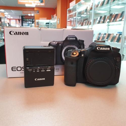 Aparat Foto Canon 70D Wireless