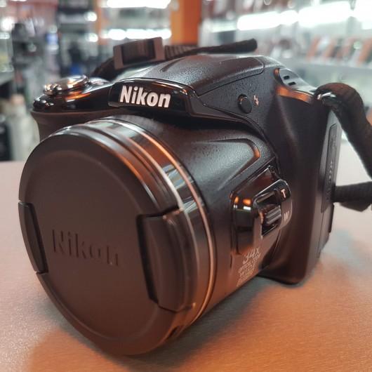 Aparat Foto Nikon CoolPix L830 + Geanta Transport