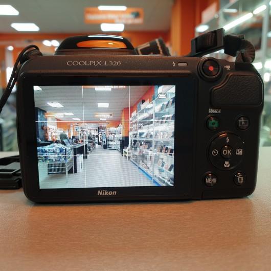 Aparat Foto Nikon Coolpix L320