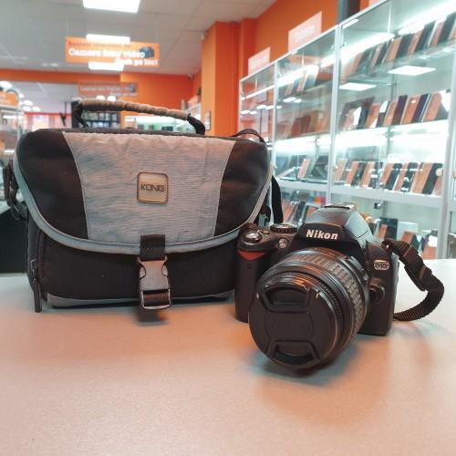 Aparat Foto Nikon D40X + Obiectiv 18-55mm