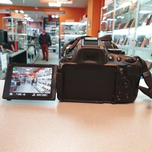 Aparat Foto Nikon D5100 + Obiectiv Tamron AF 17-50mm XR Di II SP F/2.8