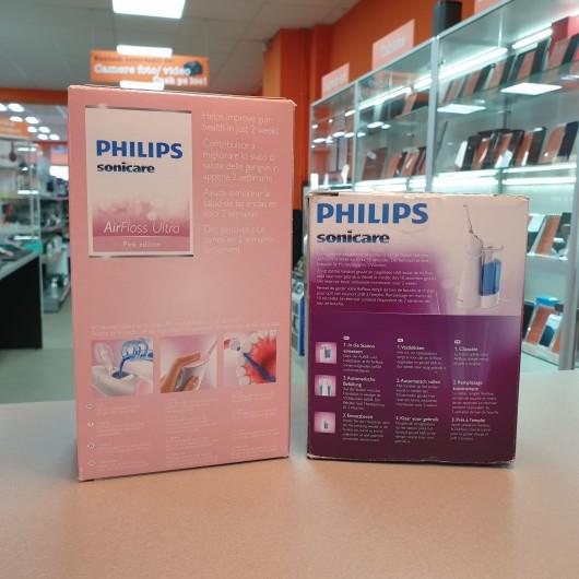 Aparat de curatare Intradentara Philips AirFloss Ultra Pink Edition HX8331/02