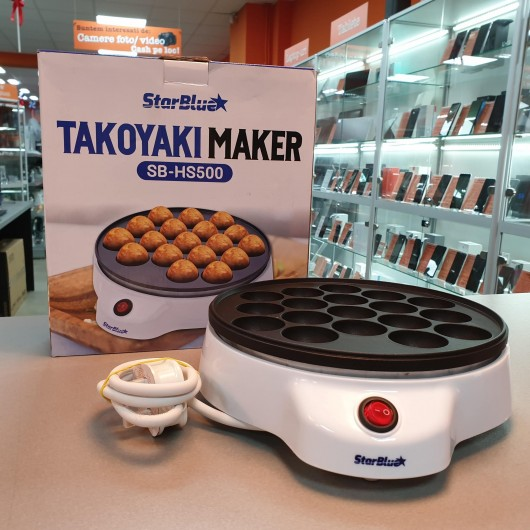 Aparat de gatit Starblue Takoyaki Maker SB-HS500