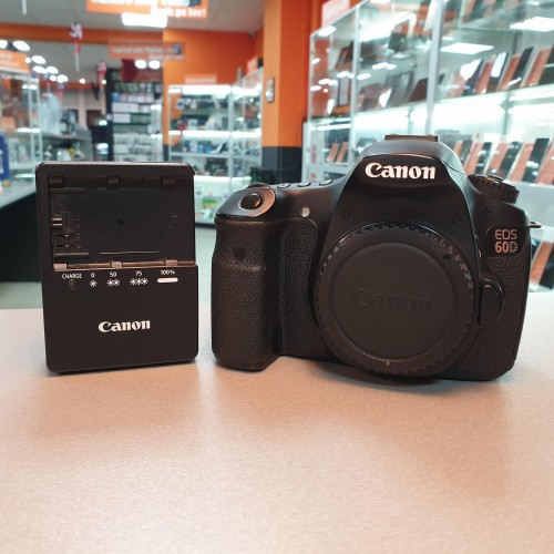 Aparat foto Canon EOS 60D