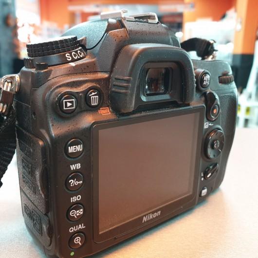 Aparat foto DSLR Nikon D7000, 16.2 MP
