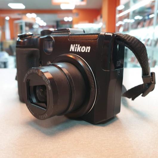 Aparat foto Nikon CoolPix P6000