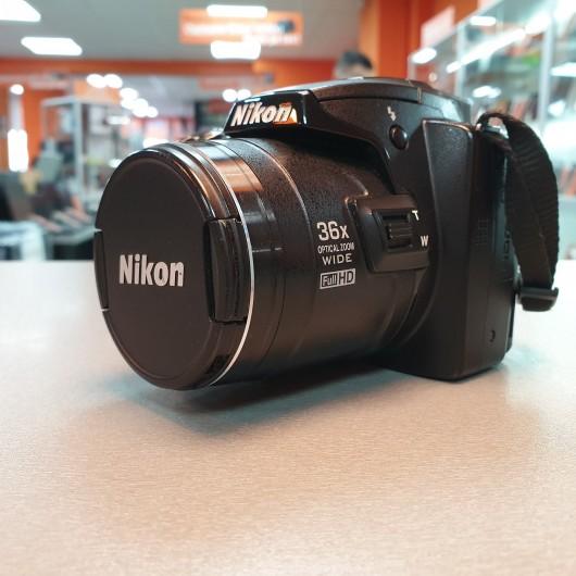 Aparat foto Nikon Coolpix P500