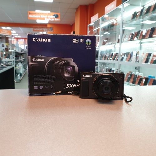 Aparat foto digital Canon PowerShot SX620 HS, 20.2 Mp