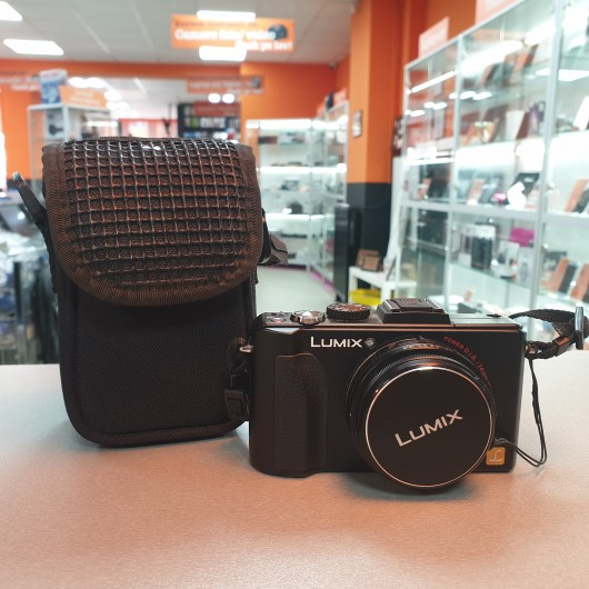 Aparat foto digital Panasonic Lumix DMC-LX5 - 10 Mp