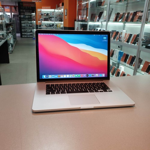 Apple MacBook PRO 15 2014 A1398 - i7 2.5 GHz, 16 Gb RAM, SSD 128 Gb