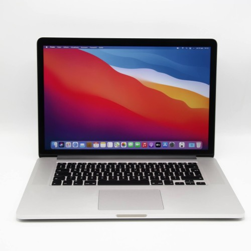 Apple MacBook PRO 15 2015 A1398 - i7 2.2 GHz, 16 Gb RAM, SSD 256 Gb