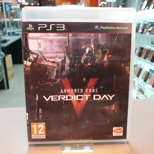 Armored Core Verdict Day - Joc PS3