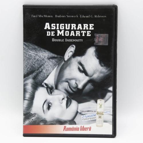 Asigurare de Moarte / Double Indemnity - DVD