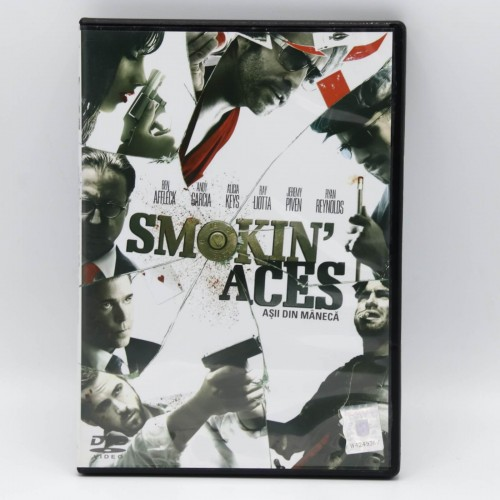 Asii din Maneca / Smokin' Aces - DVD Filme