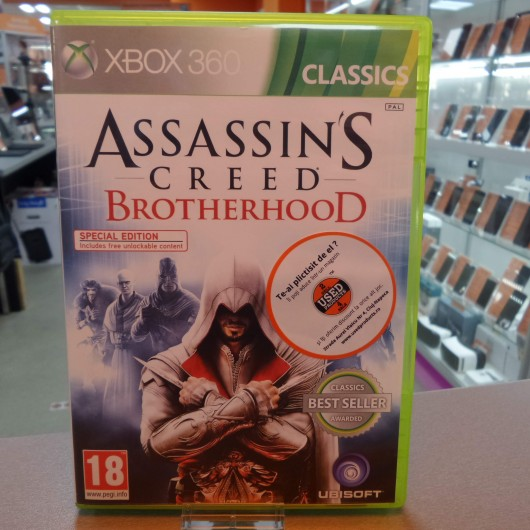 Assassin's Creed Brotherhood - Joc Xbox 360