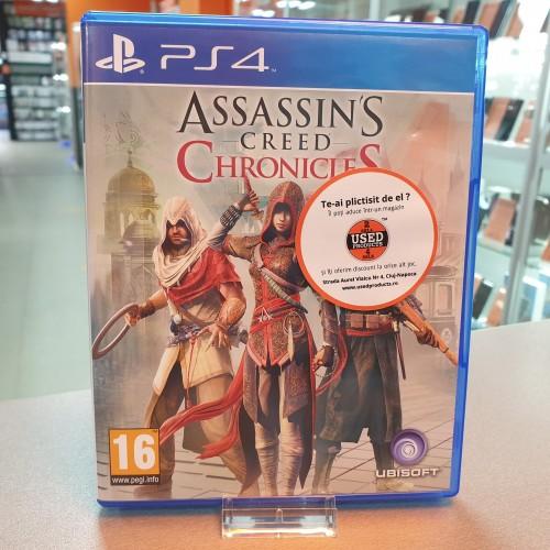 Assassin's Creed Chronicles - Joc PS4