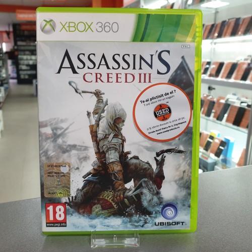 Assassin's Creed III - Joc Xbox 360