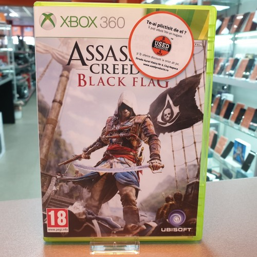 Assassin's Creed IV Black Flag - Joc Xbox 360