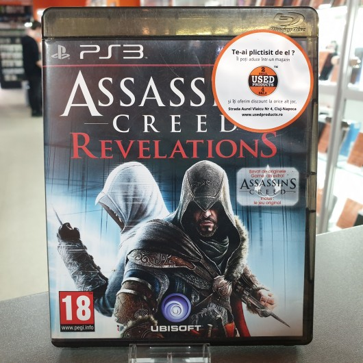 Assassin's Creed Revelations - Joc PS3