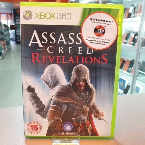 Assassin's Creed Revelations - Joc Xbox 360
