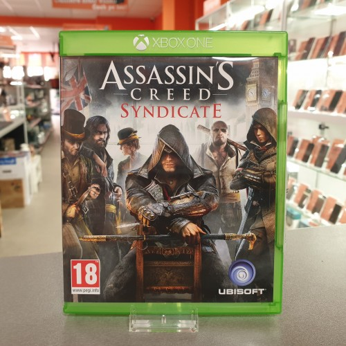 Assassin's Creed Syndicate - Joc Xbox ONE