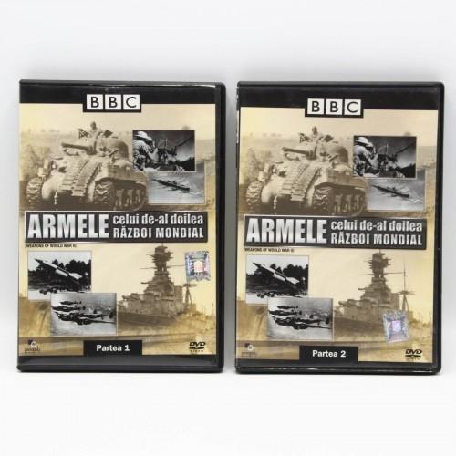 BBC Armele celui de-al doilea Razboi Mondial, Partea 1 si 2
