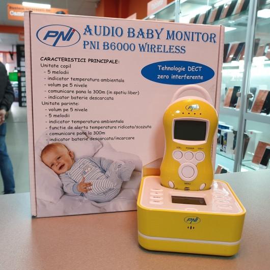 Baby Monitor PNI B6000 Wireless