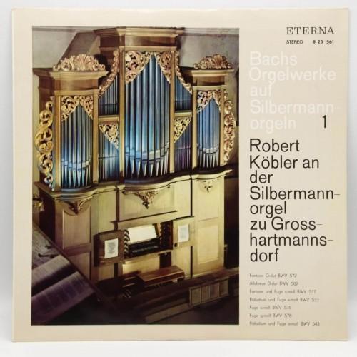 Bach - Concert de orga - Disc vinil