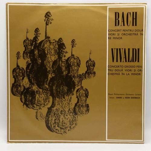 Bach, Vivaldi - Filarmonica din Londra - Disc vinil