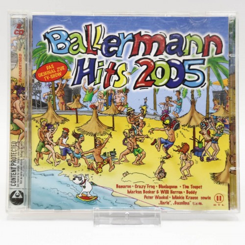 Ballermann Hits 2005 - CD Muzica