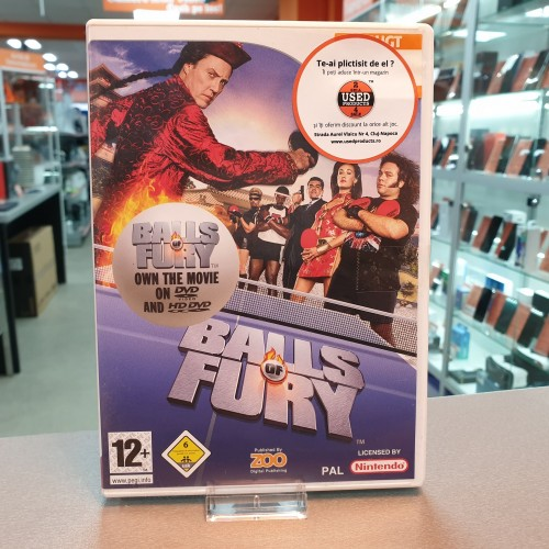 Balls of Fury - Joc Nintendo WII