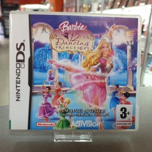 Barbie 12 Dancing Princesses - Joc Nintendo DS