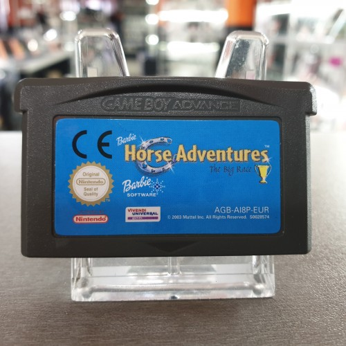 Barbie Horse Adventures - Joc Gameboy Advance