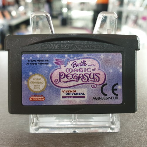 Barbie Magic of Pegasus - Joc Gameboy Advance