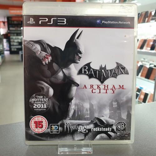 Batman Arkham City - Joc PS3