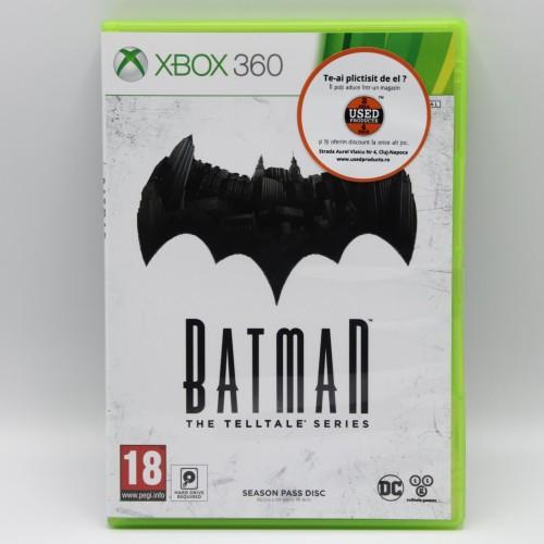 Batman The Telltale Series - Joc Xbox 360